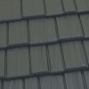 Country Manor Shake Metal Roof - Deep Charcoal